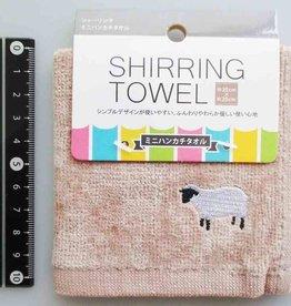 Pika Pika Japan Mini handkerchief towel BR