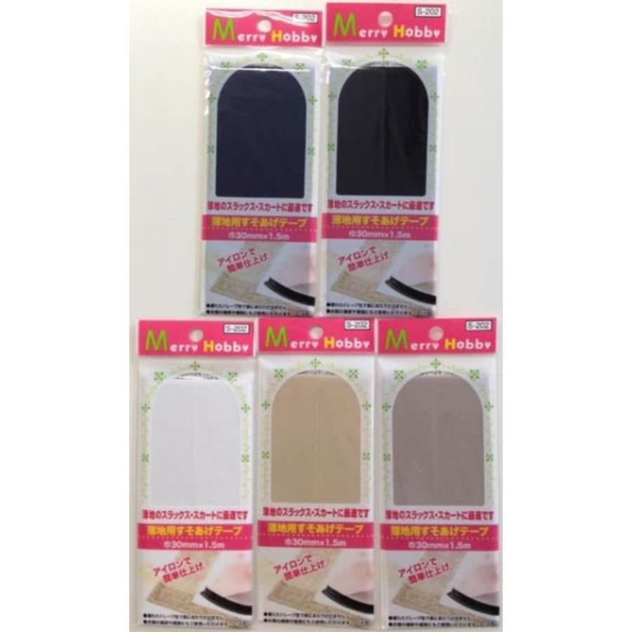 Hemming up tape for thin cloth 3cm x 1.5m-1