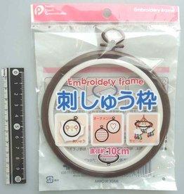 Pika Pika Japan Frame for embroider 10cm hanging BR