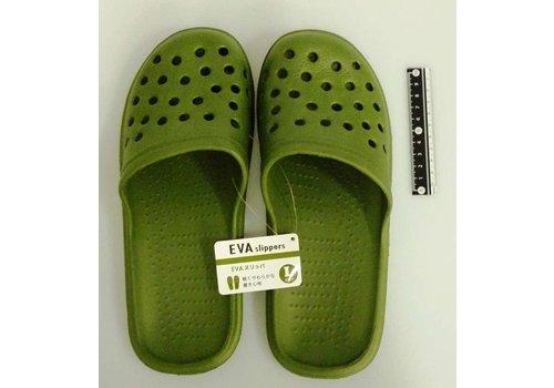 EVA slippers L khaki