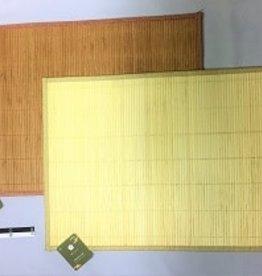 Pika Pika Japan Bamboo mat 50 x 35cm : PB