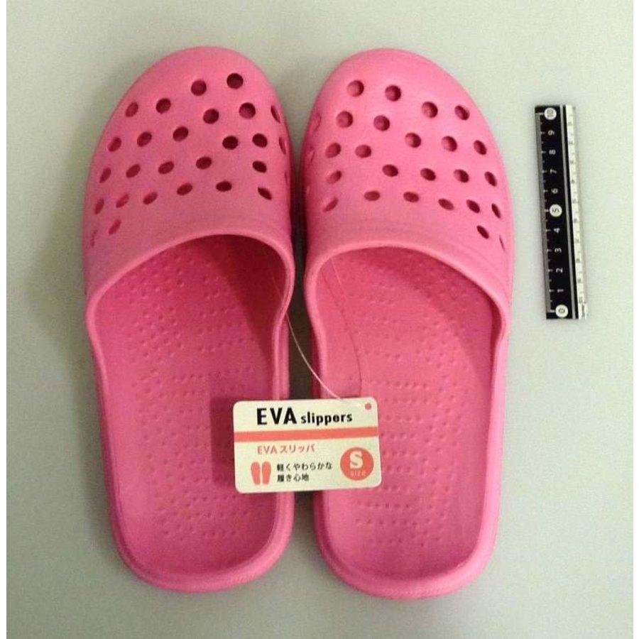 EVA slippers S pink : PB-1