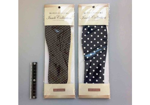 Insole simple dot