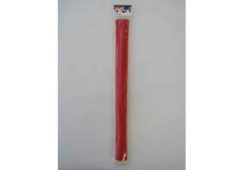 Color felt fabric 50 x 50cm red : PB