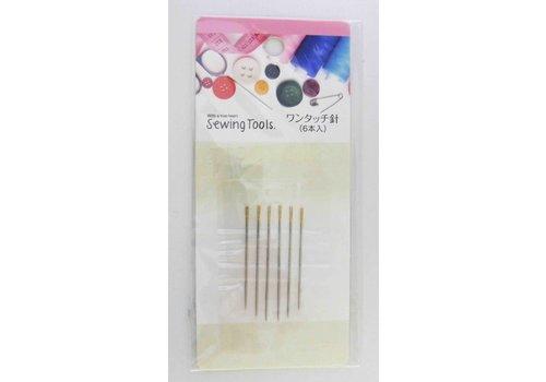 Easy string through needle 6p