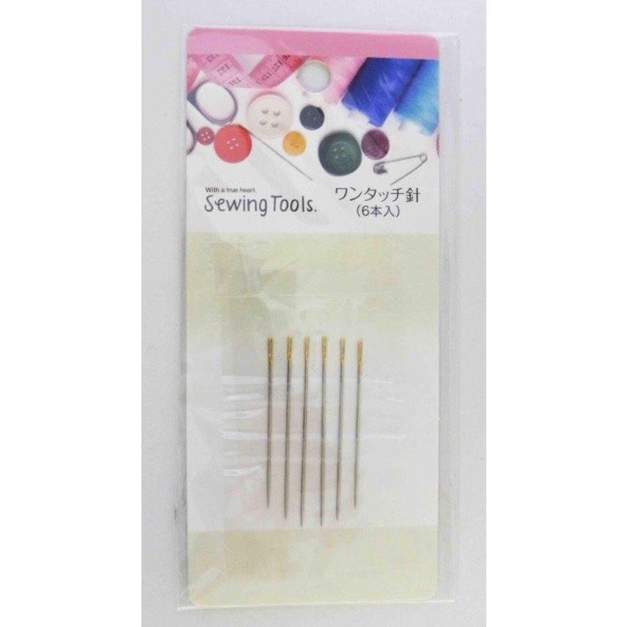 Easy string through needle 6p : PB-1