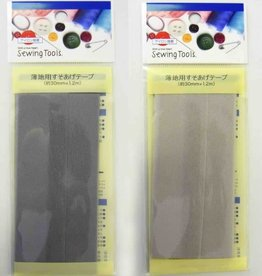 Pika Pika Japan Roll up tape for thin fabric gray : PB