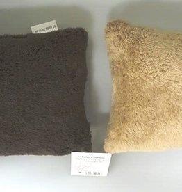 Pika Pika Japan Fake fur cushion B
