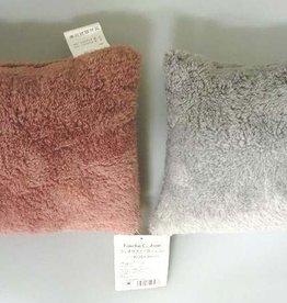 Pika Pika Japan Fake fur cushion A
