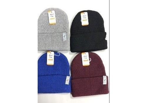 Kid's knit cap B : PB