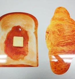Pika Pika Japan Bread PP luncheon mat