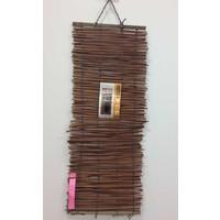 Interior bamboo screen 20 x 50 cm width