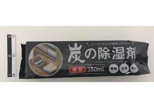 Charcoal dehumidifying agent horizontal 350ml