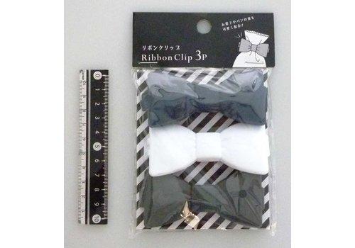 ?Ribbon clips 3p