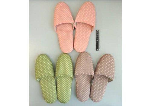 Living slippers dot