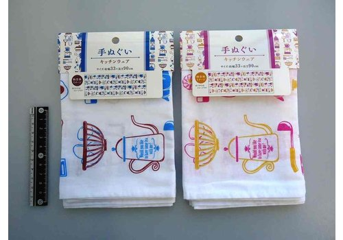 Japanese hand towel kitchen