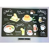 Pika Pika Japan Place mat cafe
