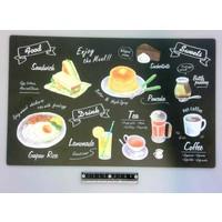 Place mat cafe