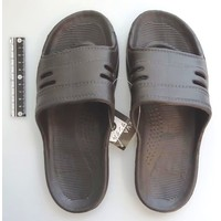 EVA sandals L size black