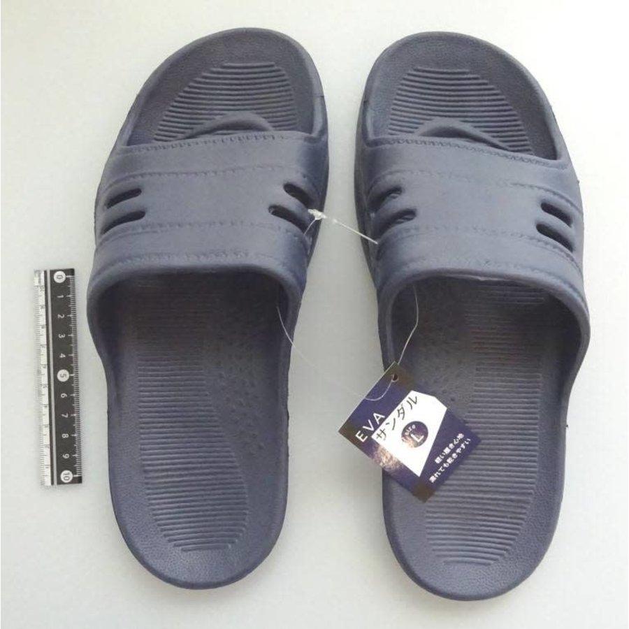EVA sandals L navy-1