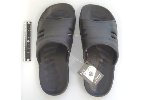 EVA sandals S size black