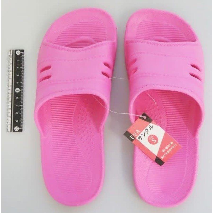 EVA sandals S size pink-1