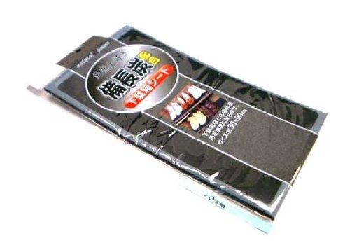 Charcoal mixed deodorant sheet for shoes shelf