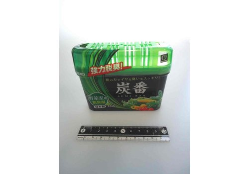 Charcoal air-refresher for refrigerator 150g