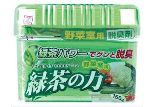 Green Tea Deodorizer for Refrigerator Vegetable Drawers(150g)