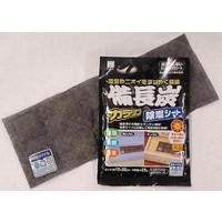 Moisture Absorbing Sheet with White Charcoal