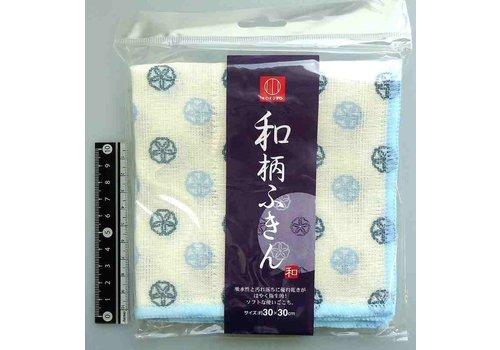 Japanese pattern duster morningglory