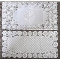 Lace mat square 40x83cm