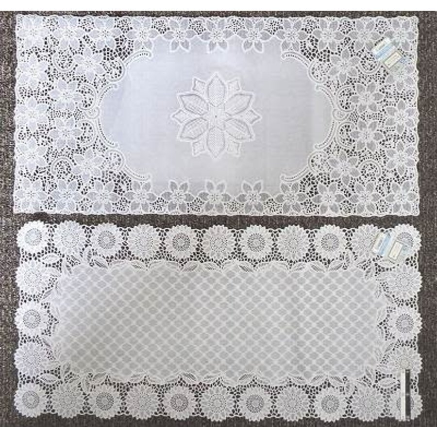 Lace mat square 40x83cm-1