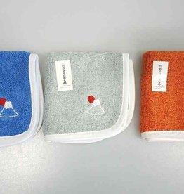 Pika Pika Japan Towel handkerchief Mt. Fuji needle work