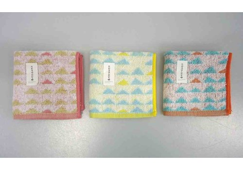 Towel handkerchief triangle Mt.Fuji