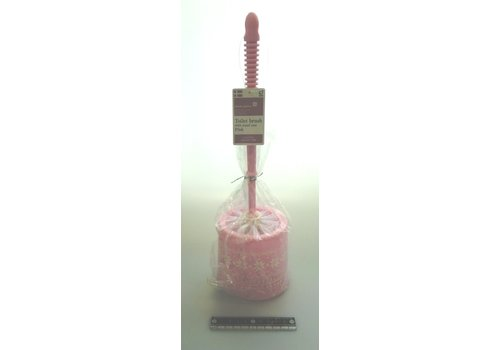 Toilet brush with stand PK