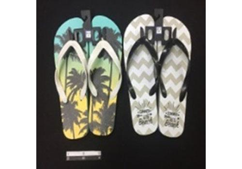 Beach sandals L all patterns : PB