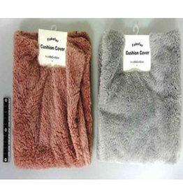 Pika Pika Japan Fake fur cushion cover A