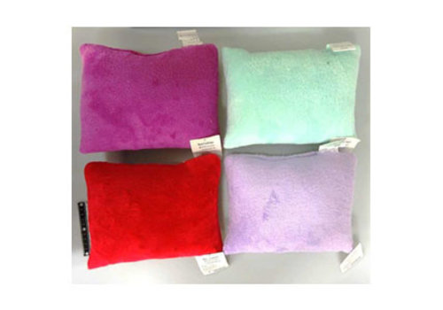 Boa cushion pop color