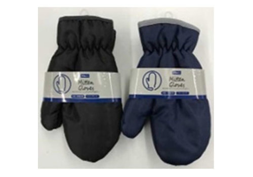 Men's cold protection gloves mitten type