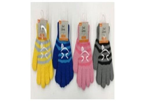Kids stretch gloves SMILE