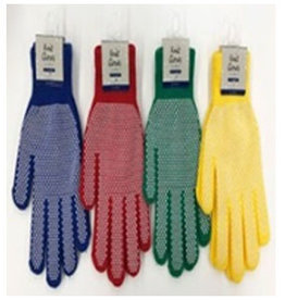 Pika Pika Japan Stretch gloves colorful with non-slip