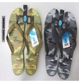 Pika Pika Japan Beach sandals L camouflage