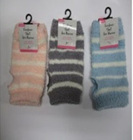 Pika Pika Japan Ladies fluffy arm warmer border