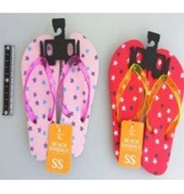 Pika Pika Japan Beach sandals SS size star