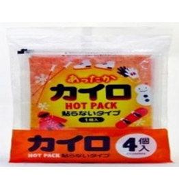 Pika Pika Japan Disposable heating pad 4p