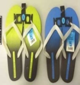 Pika Pika Japan Beach sandals L gradation