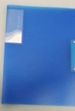 Pika Pika Japan A4&A3 Z clasp file blue