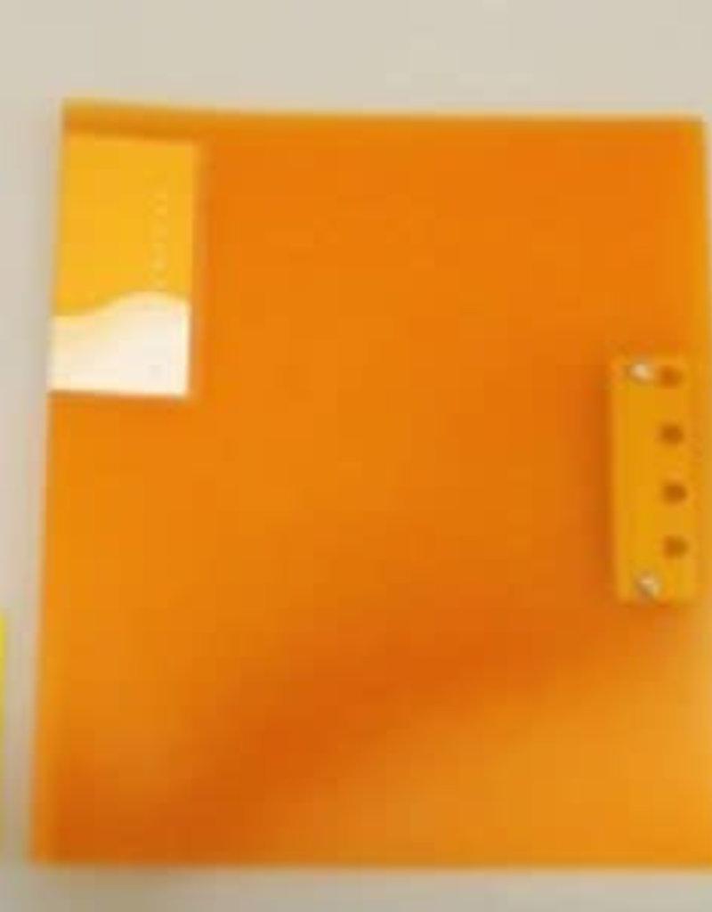 Pika Pika Japan A4&A3 Z clasp file orange