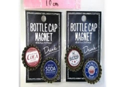 Vintage crown magnet drink : PB